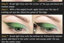Make up tutorial / Eye shadow tutorial