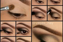 Eye ideas / Eye makeup I love!  / by Andrea Elise Velez