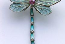 art noveau & jewellery