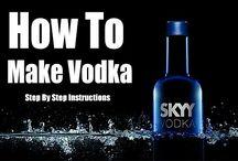 Votka / Votka yapımı