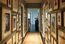 To Decorate A Long Corridor