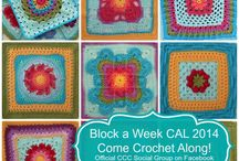 Crochet Cal and blogs