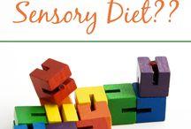 sensory Ideas