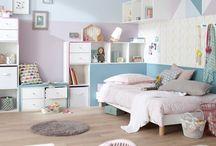 Idées chambres des enfants