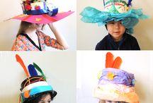 ilginç şapkalar