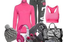 Running Fashion / Look great while getting in shape! This season's hottest running fashions.