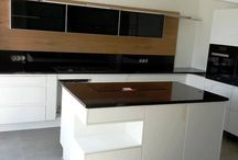 Kitchen Granite & Marble Countertop / Kitchen Countertops made by 100% Nature Stone - Granite and Marble