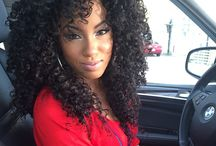 Natural Hair Styles and Inspiration