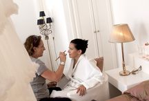 Bridal Preparation / Wedding Photography
