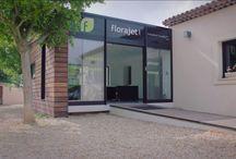 L'histoire de la marque Florajet