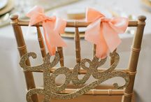 Metallic Wedding Details / by Bright Occasions