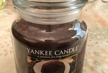 Scented Candles / My scented Candles collection