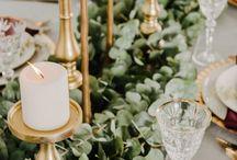 Wedding Decor Ideas / Great ideas for wedding decor! From rustic to chic - all the prettiest wedding ideas.