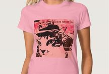 fashion / #T-shirt#cat very class and #Chic
