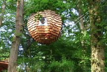 """Cabane spa """"Cocoon Plume"""""""