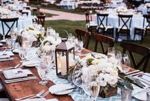 Outdoor Weddings by Pottery Barn