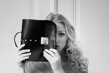 Handmade handbags and accessories by KIDE / Handmade leather handbags, purses, wallets which I created