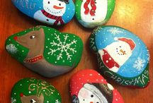 Christmas Crafts & Decor / Christmas crafts that can be used to decorate for the holidays--that can be given as Christmas gifts--Christmas activities for the family--