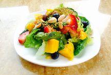 Healthy and delicious / Food
