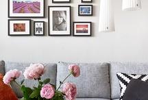 Stue / Inspiration til indretning af stue