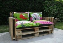 Made with pallets?!!!