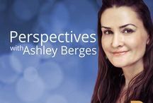 Ashley Berges - Perspectives Radio Network / The Syndicated radio show episodes of life coach Ashley Berges - Perspectives - is now available on www.CerebralStudio.com - come check it out! / by ALLTEXASMUSIC