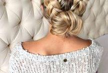 Ava's hair