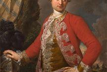 XVIII homme a la polonaise
