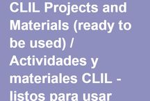 Resources for teachers / For teachers in the bilingual system: a range of CLIL resources, activities and materials for pre-primary, primary and secondary levels, as well as articles of interest related to the latest trends in education and educational technologies. PLUS a bit of inspiration to keep teachers motivated!!