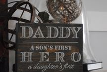 M Inspiration - DIY Father's Day gifts