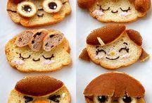 Food - characters