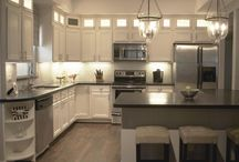 Open plan kitchens