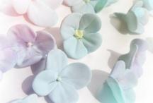 Fondant flowers...