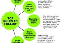 Investing - Stocks / by bemoneyaware