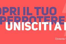 #supereroi / #supereroi è una campagna ideata e realizzata dai ragazzi under 35 dell'Associazione Italiana Sclerosi Multipla per avvicinare altri ragazzi nel mese che AISM dedica al volontariato. Partecipa anche tu alla campagna, scopri qual è il tuo superpotere, diventa volontario AISM, clicca qui: http://goo.gl/kMEvsK