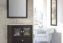 Oferti / Líneas sencillas para un resultado magnífico. Este mueble tiene un diseño funcional y elegante, quedando acorde en cualquier tipo de baño.