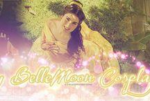 Lady BelleMoon Cosplayer / Tutti i cosplay sono stati realizzati da me...