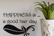 Hairdressing salon ideas