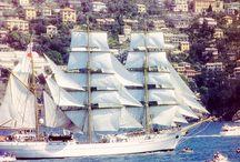 Sailing ship / Ship...