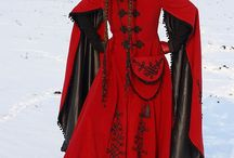 Medieval women's dress / by Alice Subbotina
