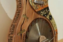 Guitars that make you think WTF? or why Luthiers shouldn't take drugs