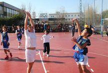 proyectos de UD / ensenanza bilingue deportes