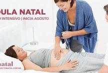 Doula Natal / Ser Doula para ayudar y asistir a mujeres embarazadas en ese proceso tan especial y único, como es la Maternidad