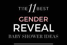 New Arrival - Gender Reveal