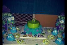 Marshall's 1st birthday / by Jessica Beck
