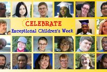 Exceptional Children's Week / May 5-11, 2014, is the special week when we celebrate the successes of students with exceptionalities who have the Yes I Can spirit and the professionals who help make that success possible.