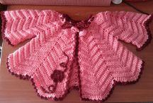 Knitting for baby girl