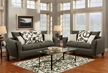 Living Room / Sofas, ottomans, futons, oh my!