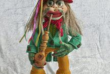 NattiArtDolls Dolls