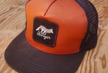 Trucker Hat Collection / Runyon Trucker Hats are Made In The USA. Vintage, New and Old Stock.
